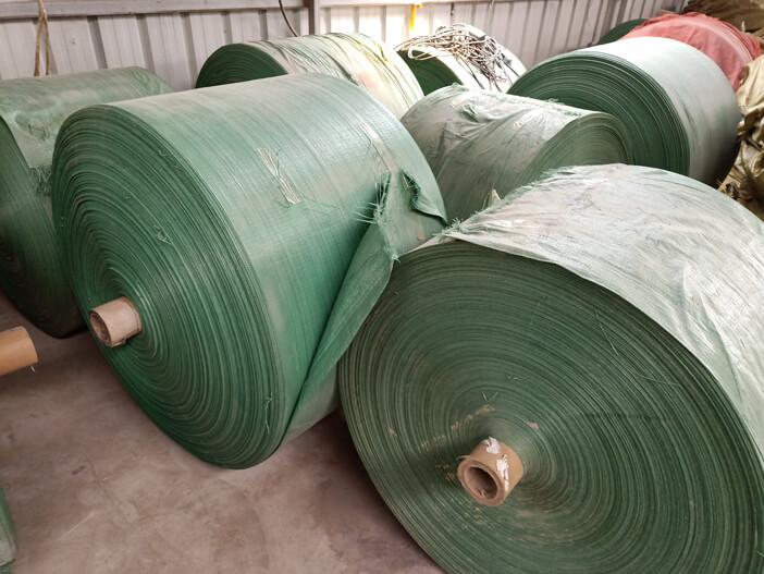 绿色编织袋 蛇皮袋